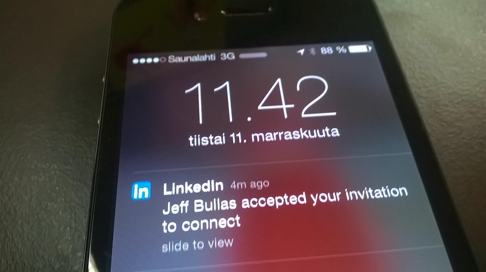 Jeff Bullas LinkedIn