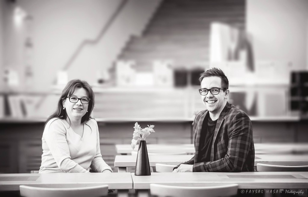 Anna Ikonen and Ilkka Kurkela are Senior Lecturers at Laurea University of Applied Sciences
